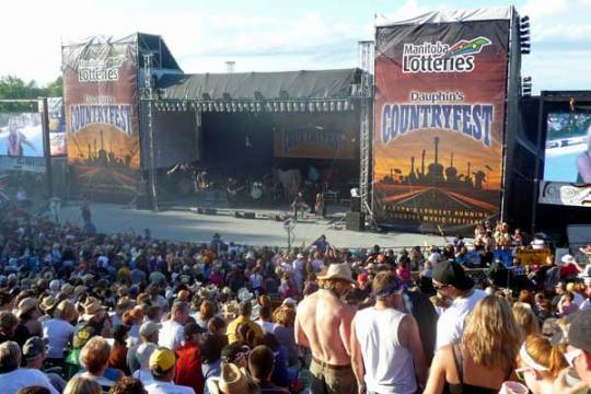 Dauphin-Countryfest