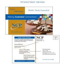 Double Click To Enlarge Inkjet Addressing Ncp Llc Addressing A Postcard From Uk To Us Addressing A Postcard Usps