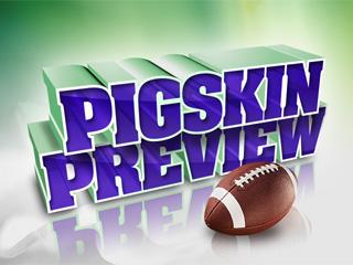 Pigskin Preview logo