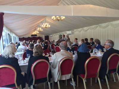 House of Lords lunch