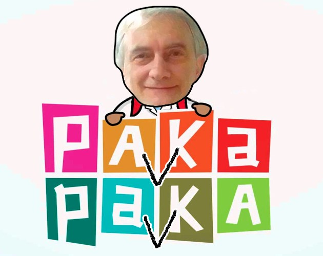 Pavka Pavka, el ruidoso onanista kirchnerista