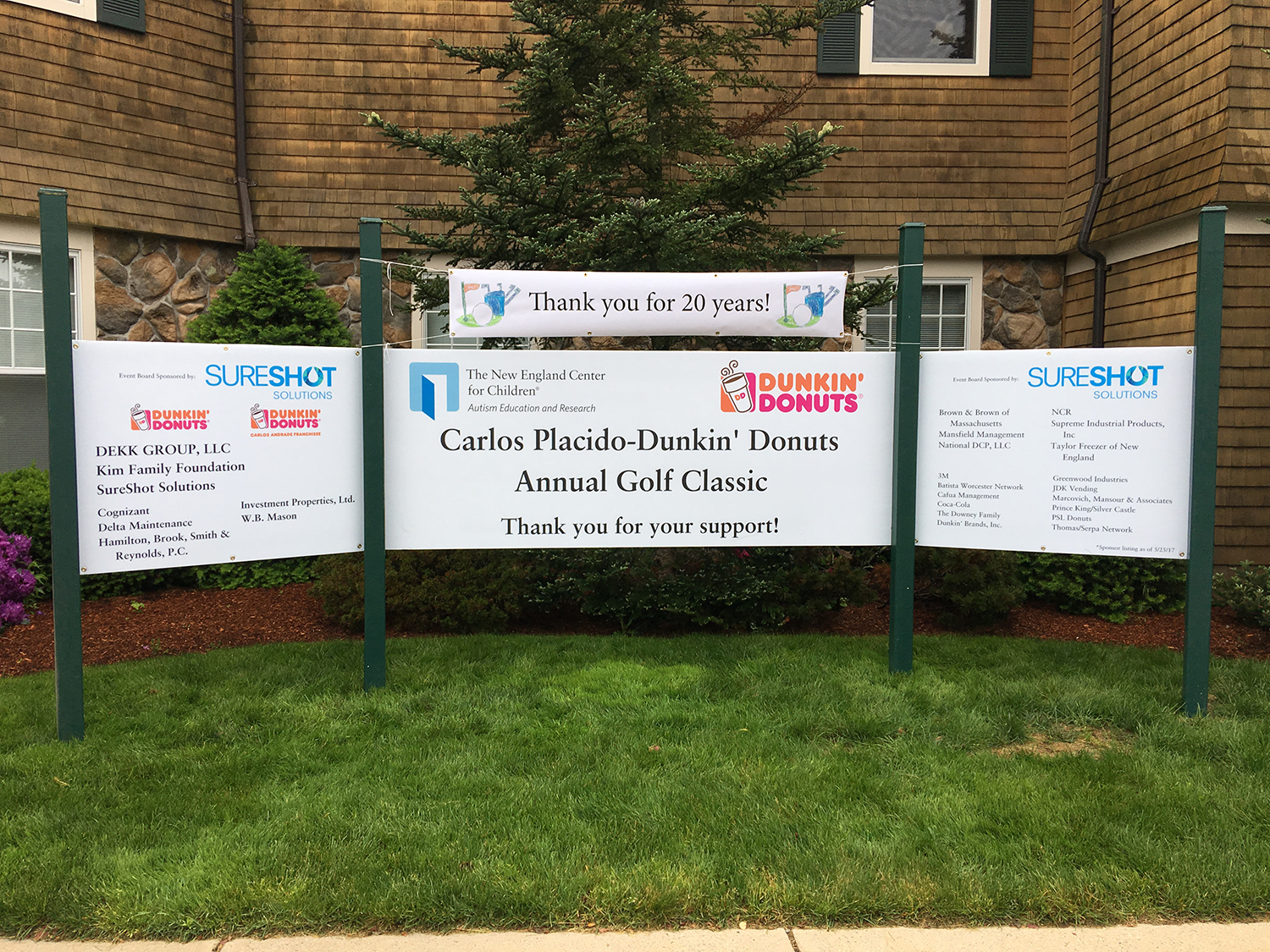 Thrifty Dunkin Carlos Placido Donuts Golf Classic New England Classic Property Management Reviews Classic Property Management East Longmeadow Ma houzz 01 Classic Property Management