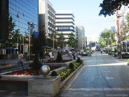 Ankara Winkelstraat in het Centrum