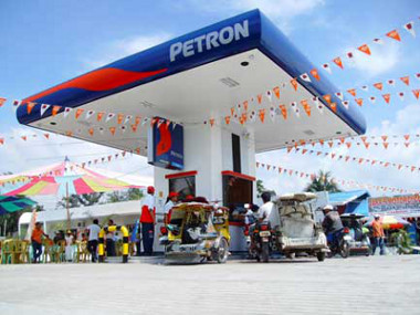 Petron Bulilit Gas Station