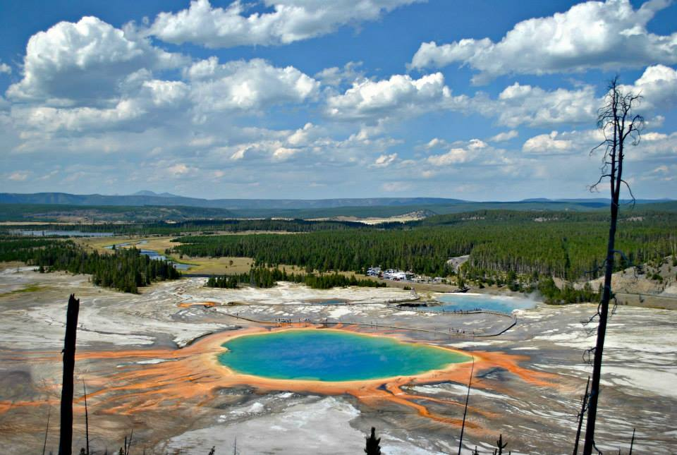 Yellowstone - Nel West in Tre