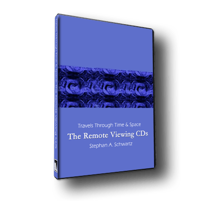Travels Through Time & Space:Remote Viewing 4-CD Set