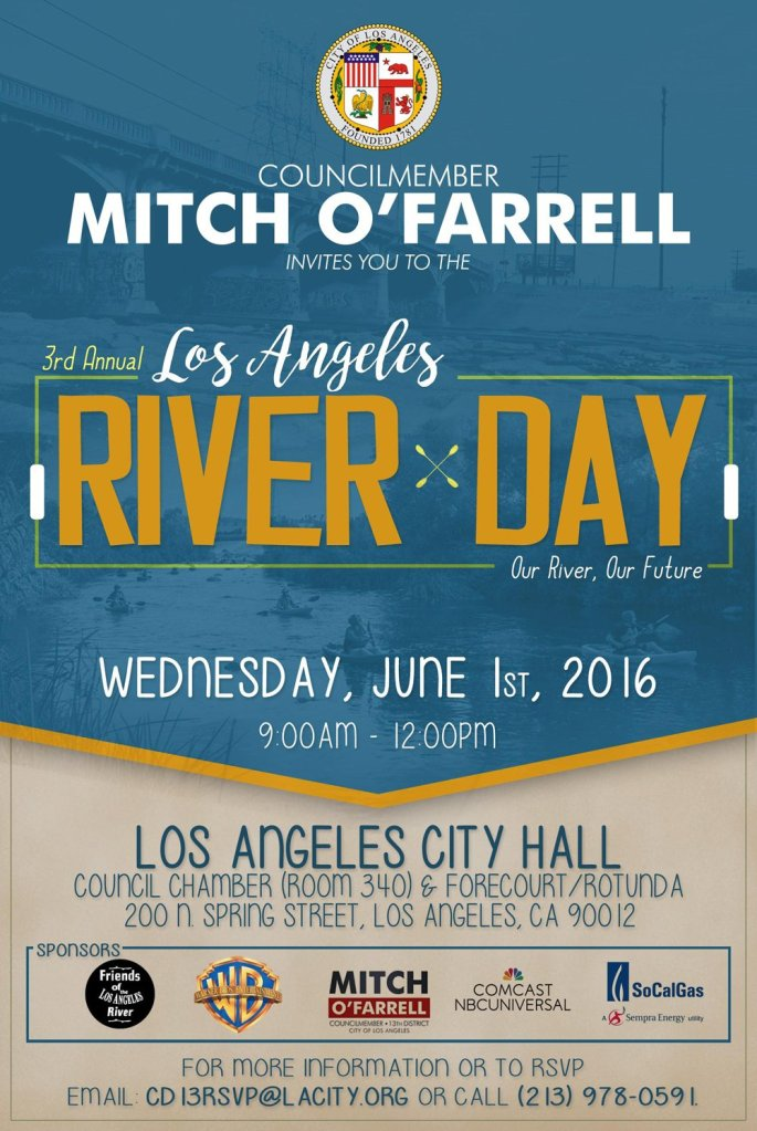 Third Annual LA River Day!