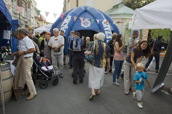 Zakątek Rozmaitości Galicyjskich 2013 Franciszkańska