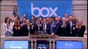 Wall Street debut of Online Storage Provider Box