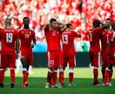 स्विटजरल्याण्ड यूरो कप २०१६ बाट बाहिरियो