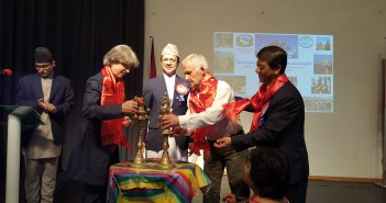 Nepal promational event