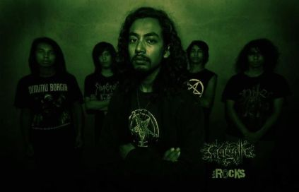 Garudh Nepali Black Metal Band
