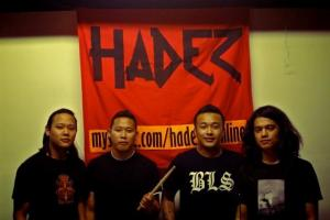 hadez band uk