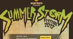 Opeth Tickets India 2012(Summer Storm Festival) Booknow Online