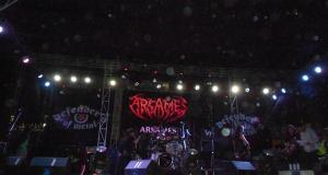 Arsames Band Iran at Metal Mayhem IV (Jawalakhel,Nepal)