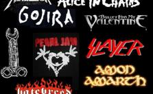 metal album 2013