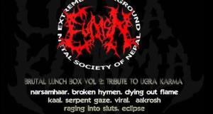 "Gig Alert – Brutal Lunch Box Vol. 2 : ""Tribute to Ugrakarma"""