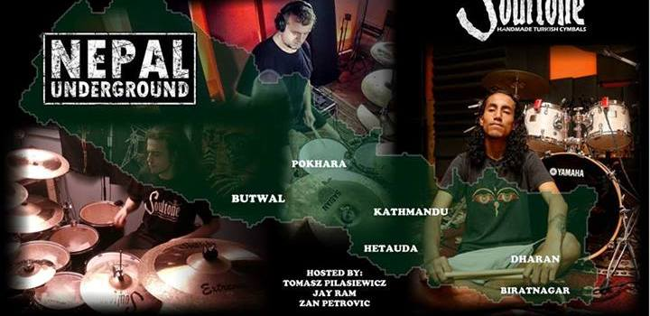 extreme metal drum workshop nepal