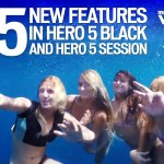Techtonic: 5 New Features in GoPro Hero 5 Black and Hero 5 Session
