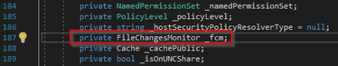 FileChangeNotifierReference