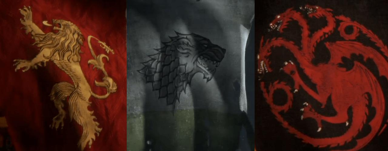 Game of Thrones Episode logo