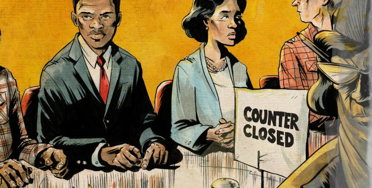 March Reaffirms the Power of Graphic Novels