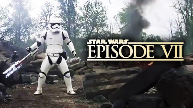 melee storm trooper
