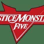 justice monsters V logo