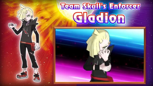 team skull enforcer Gladion