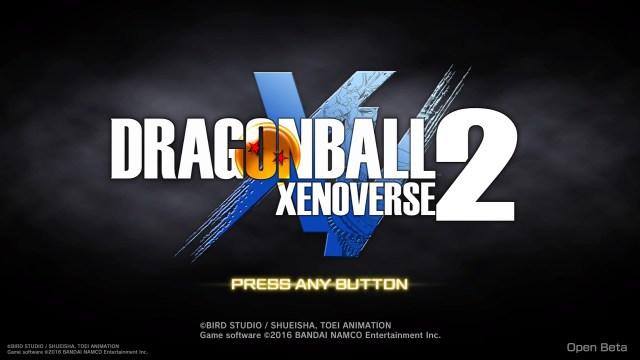 DRAGON BALL XENOVERSE 2 Open Beta_20161019130544
