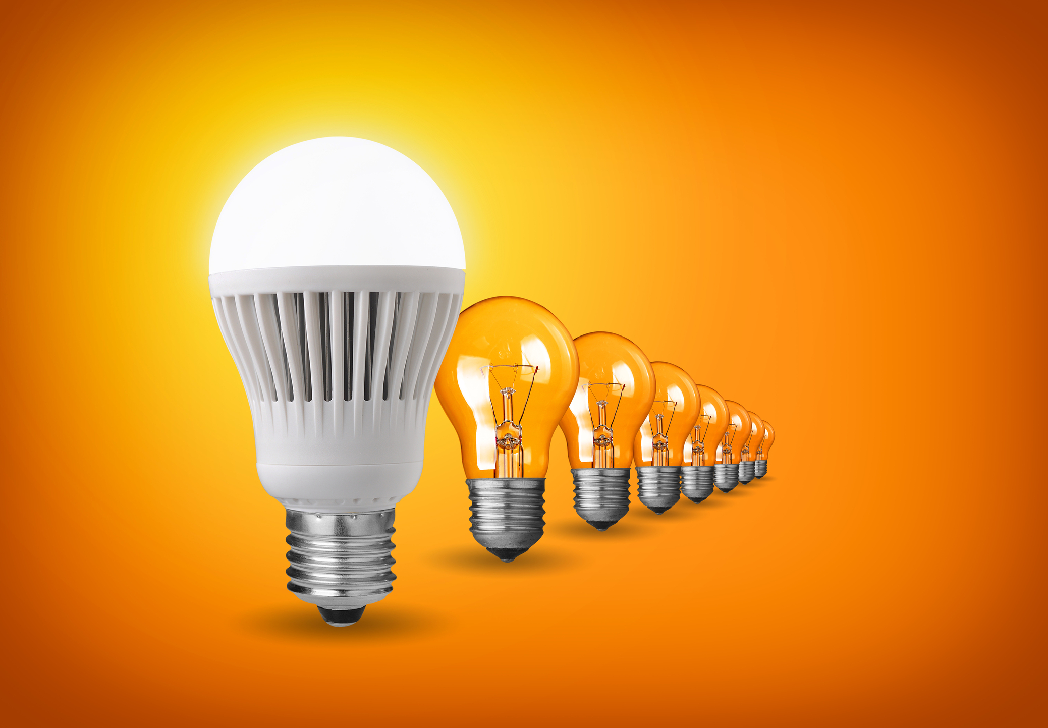 Howling Shining Light On Led Bulbs Cost Less Lighting Linkedin Cost Less Lighting Inc Address houzz-03 Cost Less Lighting