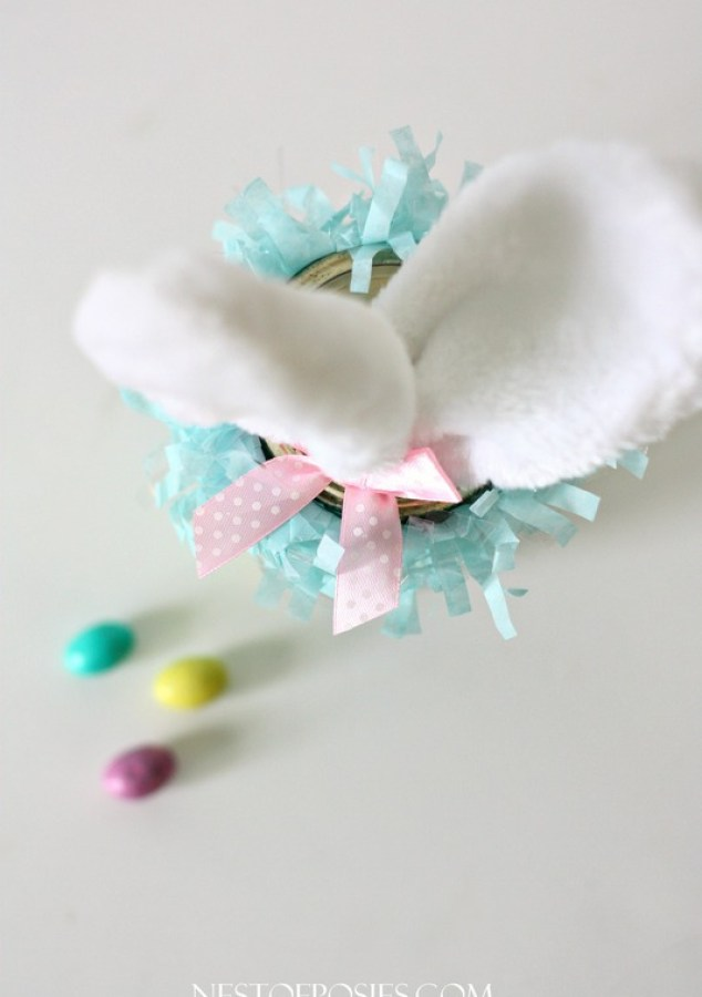 Easter Mason Jar Craft Ideas