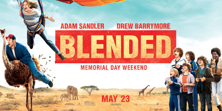 Blended coming to theaters May 23!