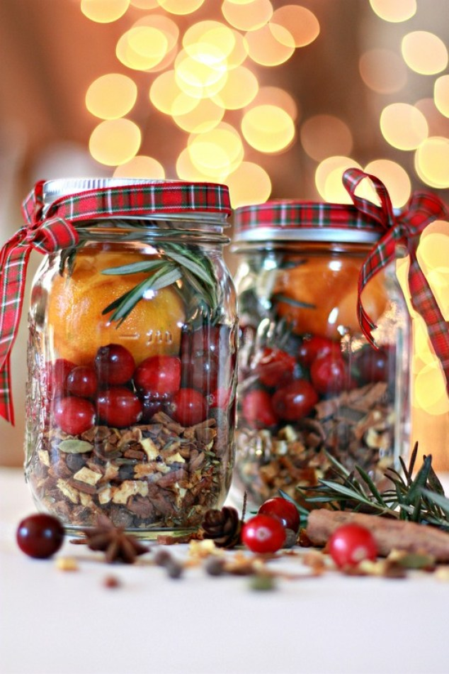 Christmas in a Jar