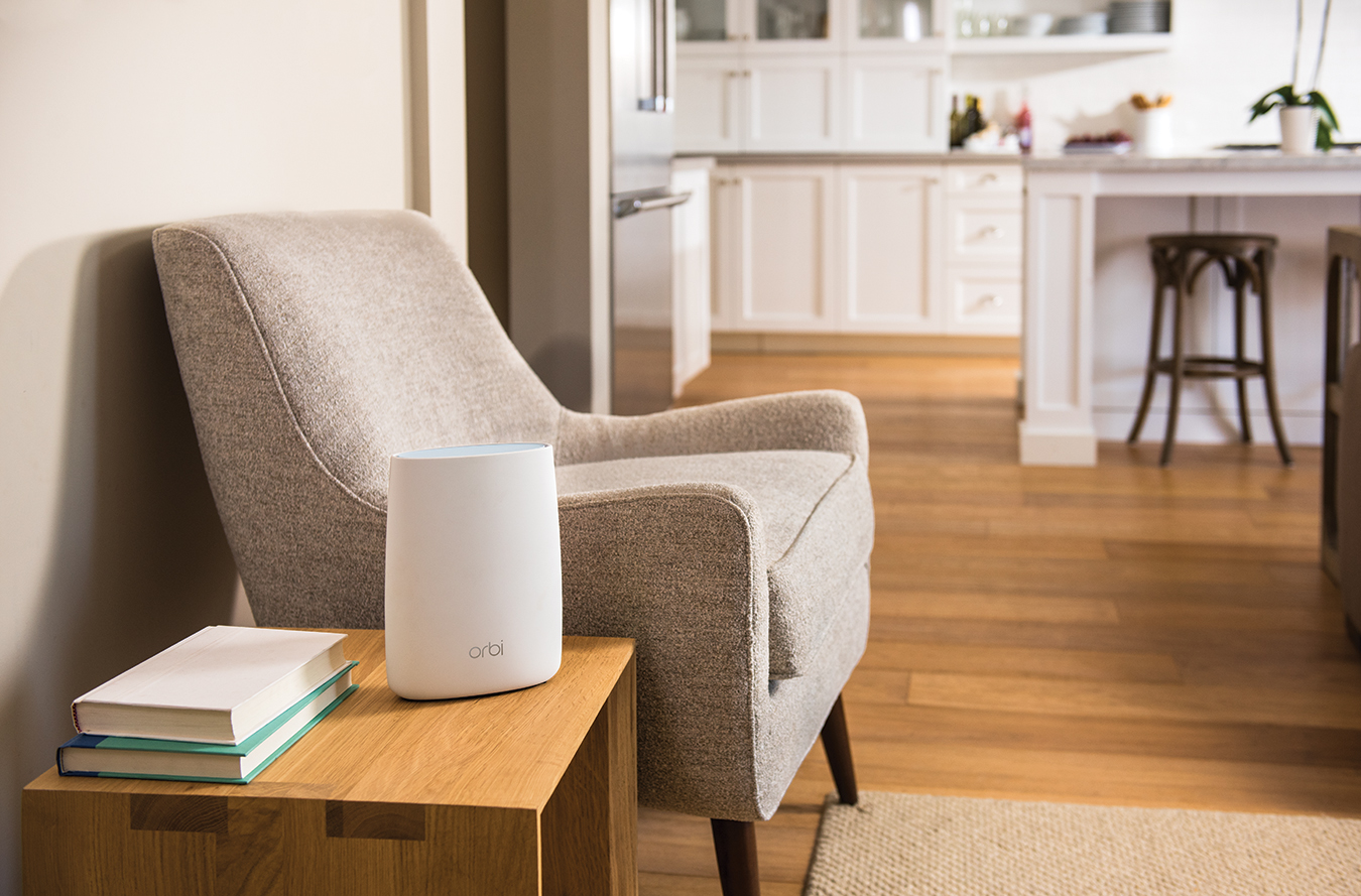 Pretentious New Orbi Wifi System From Netgear Delights 50 Employee Reviews 50 Reviews Austin Tx houzz-02 50 Floor Reviews