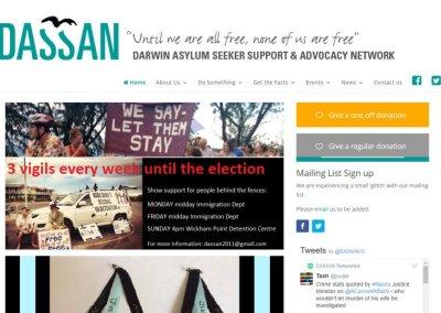 Darwin Asylum Seeker Support & Advocacy Network