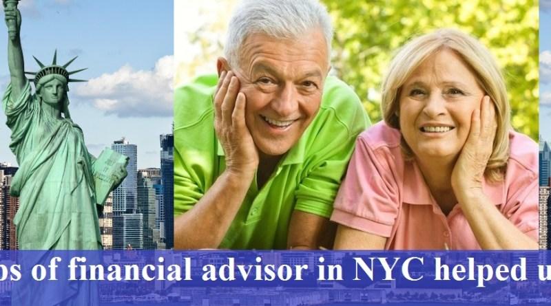 Financial planning tips in Newyork - Netmarkers