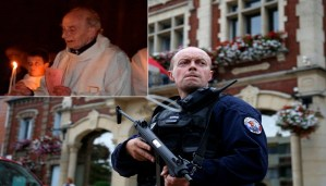 Noxious church attack killing Priest in France carried out in the name of ISIS!