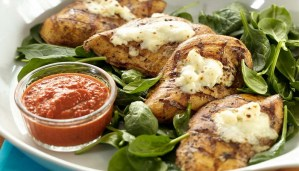 Enjoy your weekend with delicious Grilled chicken and Chicken pizza recipe!!!