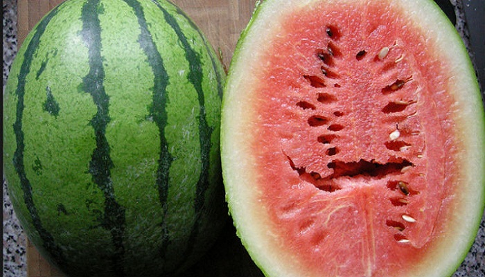 These types of watermelons should never be eaten!