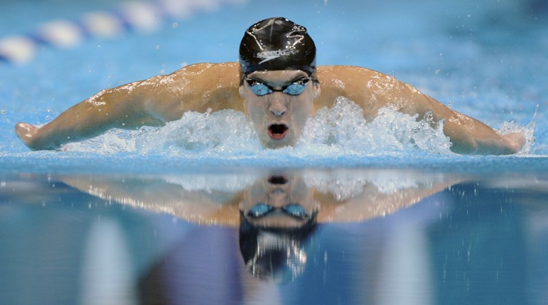 swimming in Olympics- Netmarkers