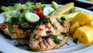 Enjoy easy to make Cilantro-Lime Chicken and Cheesy Baked Rice and Chicken Recipe