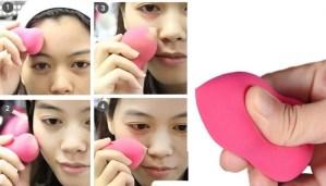 New sponge in makeup industry redefining the makeup ways!