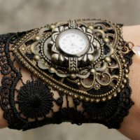 Steampunk_watches_by_Pinkabsinthe