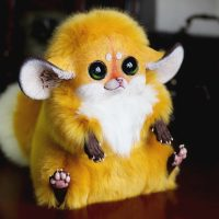 cool-yellow-Furby-plush-toy
