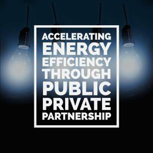 Accelerating Energy Efficiency through Public Private Partnership