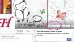Facebook Shop Now button