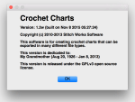 Crochet Charts Software – Where to Get?
