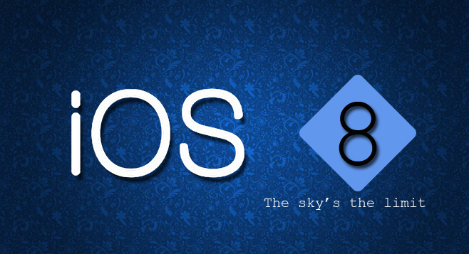 IOS 8 and its features