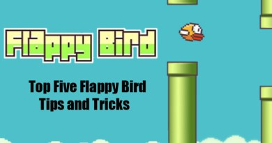 Top Five Flappy Bird Tips and Tricks